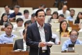 Bộ trưởng Lao động tự tin thực hiện được các mục tiêu Quốc hội giao