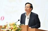 """Bộ trưởng Đào Ngọc Dung: """"Hơn 8 triệu người thoát nghèo và cận nghèo"""""""