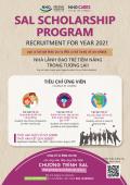 Chương trình học bổng SAL