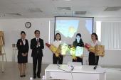 Sinh viên ngành Bảo hiểm ULSA2 tham quan thực tế tại Công ty Bảo hiểm DAI-ICHI LIFE
