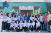 Lễ khánh thành Phòng Sinh hoạt Cộng đồng Sinh viên