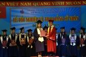 Lễ tốt nghiệp và trao bằng cử nhân năm 2019
