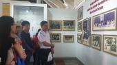 Công đoàn Trường tổ chức chuyến tham quan về nguồn nhân dịp kỷ niệm 131 năm ngày sinh Chủ tịch Tôn Đức Thắng (20/8/1888 - 20/8/2019)