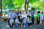 CSII, Trường ĐH Lao động - Xã hội đón đoàn tình nguyện viên Thuỵ Sỹ đến giao lưu văn hoá và hỗ trợ giảng dạy tiếng Anh