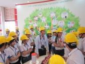 Sinh viên ngành Quản trị kinh doanh tham quan thực tế tại Cty Ajinomoto Việt Nam