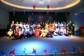 Khoa Luật tổ chức chào đón Tân sinh viên K2019