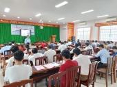 Nâng cao năng lực cho cán bộ làm công tác tư vấn người nghiện và cai nghiện ma túy tỉnh Kiên Giang năm 2020