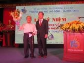 Trường ĐH Lao động – Xã hội cơ sở 2 TP.HCM: Kỷ niệm 40 năm ngày thành lập