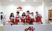 Sinh viên ngành Quản trị kinh doanh trải nghiệm thực tế tại nhà máy ajinomoto Biên Hòa